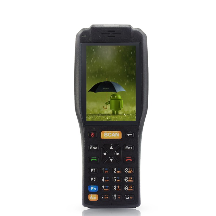 Pda Handheld Qr Code Scanner,Android Pda 3505 Data Terminal With ...