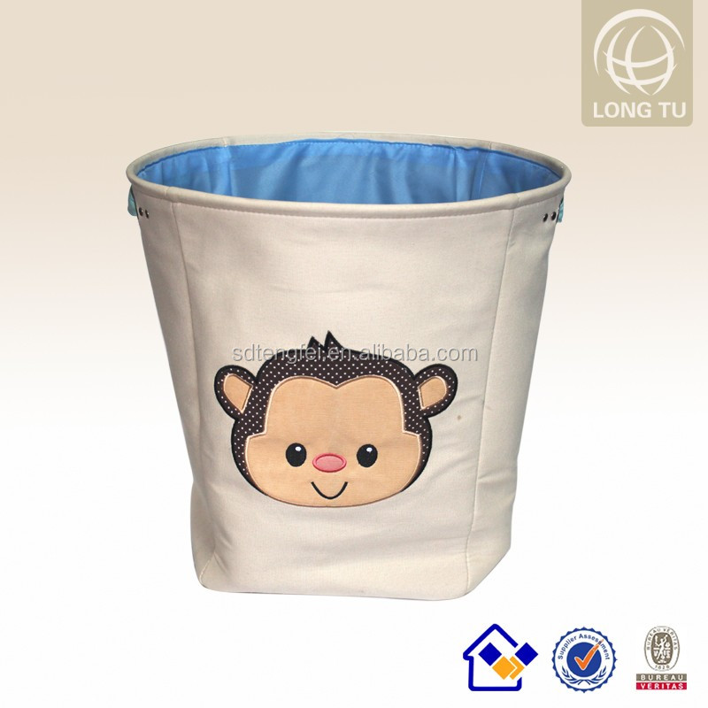 European style animal shape laundry hamper Collection Tote for clothing