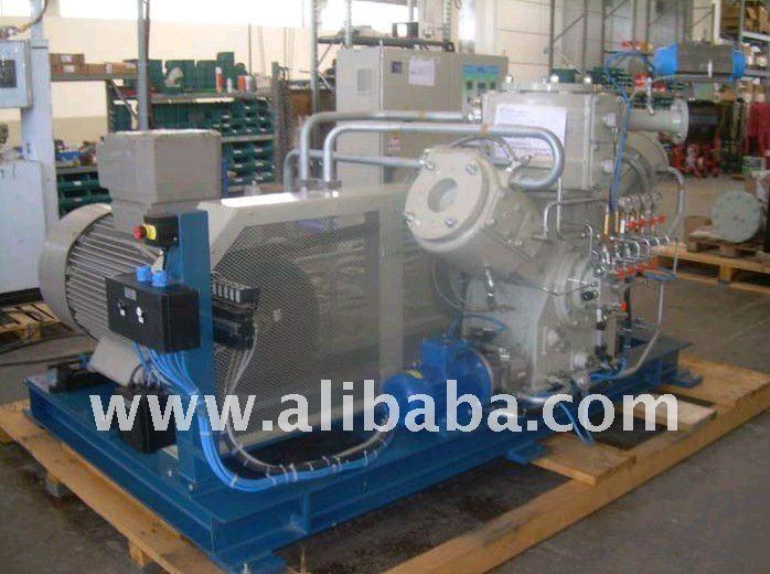 SAFE CNG Compressor parts