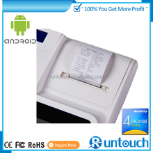 Runtouch RT-6120 Brand New Android POS 12inch QUAD Core Touch screen POS Terminal system payment