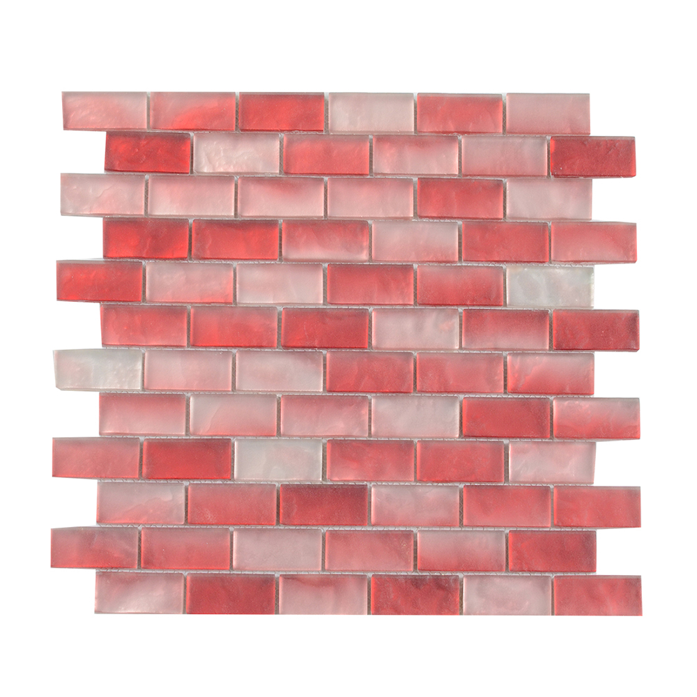 Bulk Lowes Glass Tile Kitchen Backsplash Red Mosaic Wall Tiles Buy Red Mosaic Wall Tiles Bathroom Mosaic Wall Tile Bulk Mosaic Tiles Product On Alibaba Com