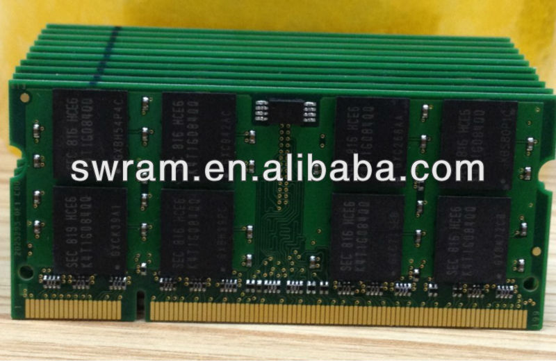 Notebbok memory ram ddr2 667mhz 2GB 100% compatible