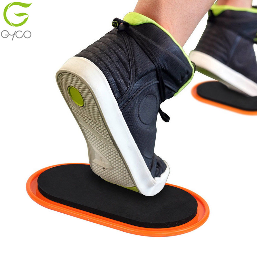 2pcs Exercise Sliding Gliding Discs Fitness Core Sliders