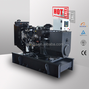 Household best quality 20kw power 3 phase diesel engine 25kva 380 volt generator set price