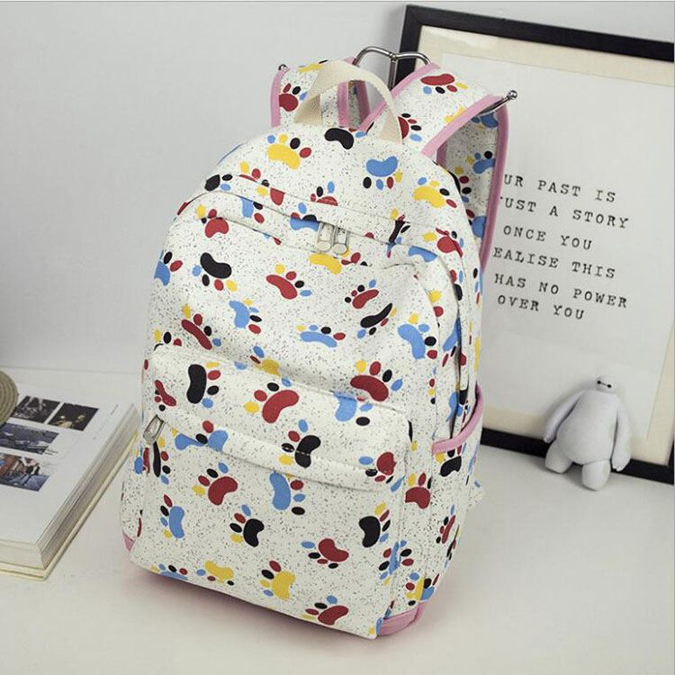 Custom newest colorful Cheapest Custom good offer backpack