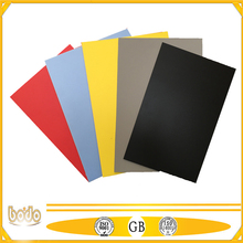 2 layers pp plastic sheet with nontoxic material eviroment friendly