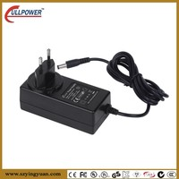 EU type plug Universal wall-mounted ac adapter,48W 12v 4a For Laptop & monitor,LCD POS LED