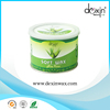 Top Hot Selling Hot Sale 400ml Aloe Vera Depilatory Warm Wax