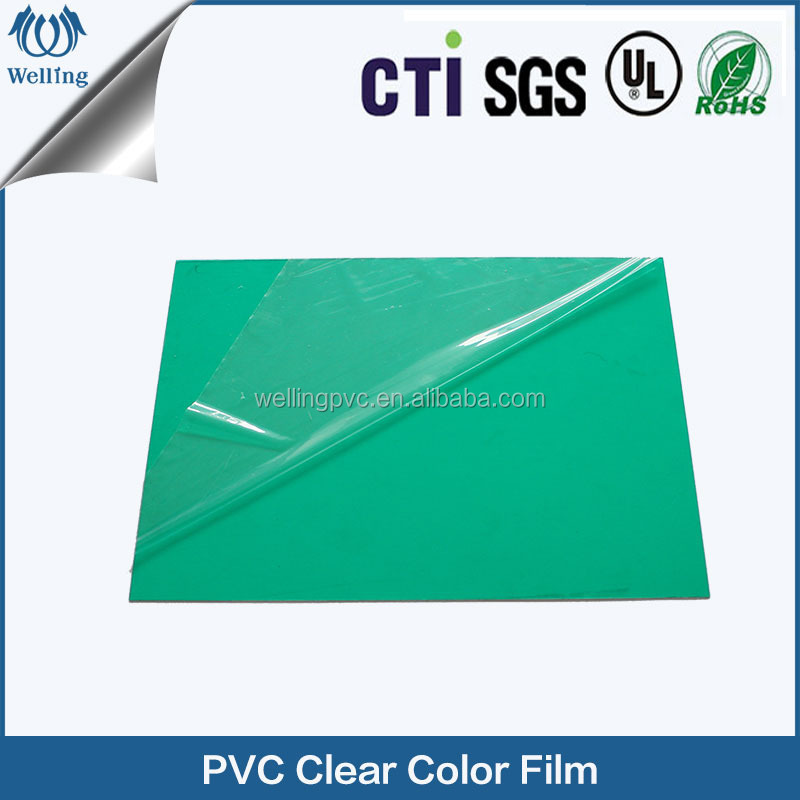 Hot Sale Packaging PVC Cling Film for Vacuum Forming