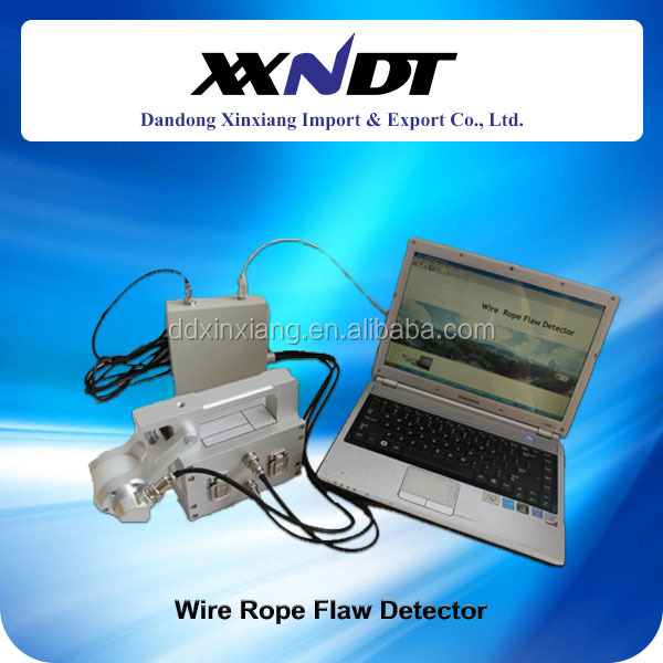 Portable Eletromagnetic Wire Rope Inspection Equipment - Buy ...