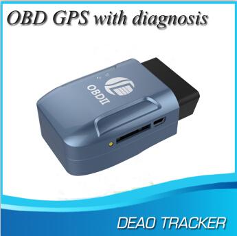 Plug And Play Gps Tk Tracker Obd Gps Tracker With Obd Iiobd Ii