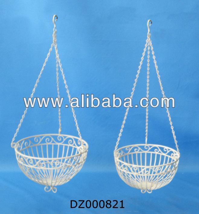 Hanging Wire Flower Baskets Wholesale, Wire Flower Suppliers - Alibaba