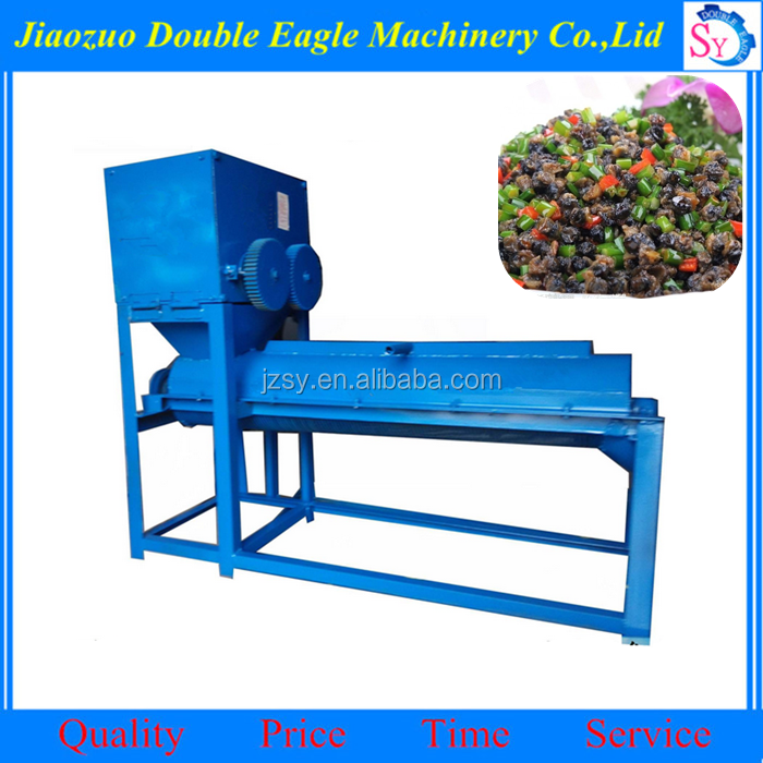 factory direct sale viviparidae meat and shell separator/snail sheller(Tel/Whatsapp/Wechat:008613782614163)