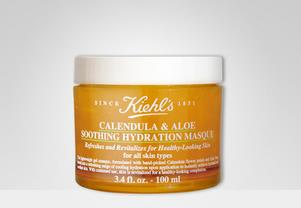 Natural skin cherish calendula hydrating gel mask