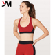 new arrival fitness clothing custom design yoga wear women the nylon sapndex breathable supportive sports bra
