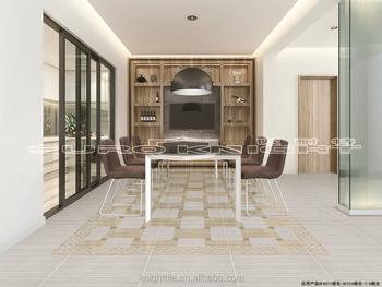 Foshan Travertine Marble Look Ceramic Tile Subway Tile Dubai