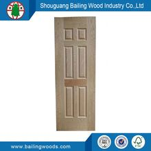 Great Compatibility Natural Ash Oak Veneer Door Skin