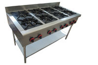 FGR-26 New high efficient gas stove with 6 burners for sale