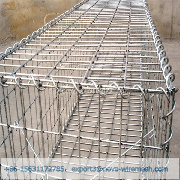 hexagonale gabions soud s gabion panier pierre cage pour. Black Bedroom Furniture Sets. Home Design Ideas