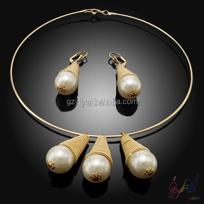 Top Kualitas Perhiasan Set Putaran Perhiasan Set Perhiasan