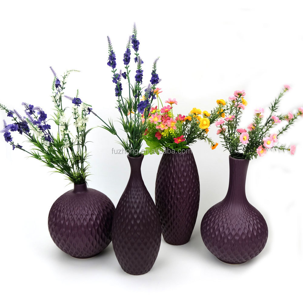 ceramic vase modern design ceramic flower vase western style porcelain vase home decoration. Black Bedroom Furniture Sets. Home Design Ideas