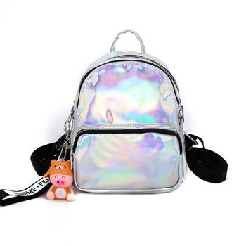 c02cf5d31a7 Mini Laser Backpack For Girls Women Small Back Bag Rucksack Children - Buy  Fashion Purple Sequin Bag Sequin Backpack Bag,Trending Products 2018 New ...
