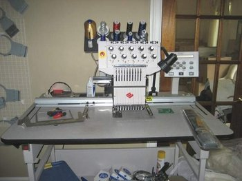 For Sale Melco Emt 10t / Wilcom Es 45 Software (1999) Embroidery Machine -  Buy Embroidery Machine Product on Alibaba com