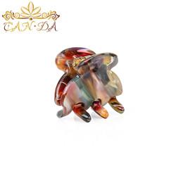 Online winkelen Pauw hollow hair clips claw schildpad shell haar clip