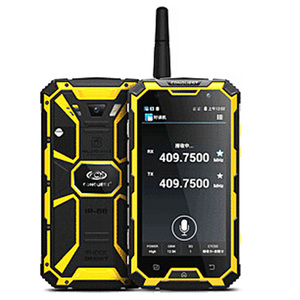 Conquest S8 MTK6755 Octa Core 5 inch 4G DMR UHF VHF Android 6.0 Iridium Satellite Phone Telefono Satelital Rugged Smart Phone