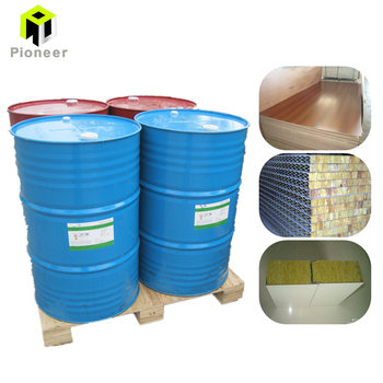 Water Based Fcb Xps Composite Panel Glue Stainless Steel To Eps Foam For Paper Honeycomb