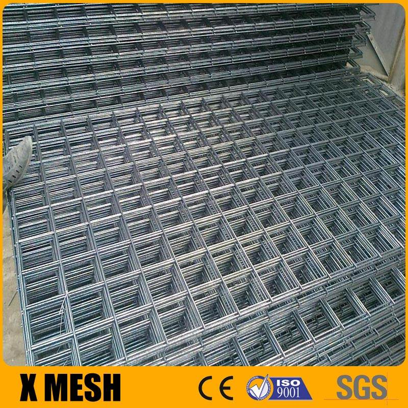 NON-STANDARD AND BENT WELDED WIRE MESH FOR CONCRETE REINFORCEMENT
