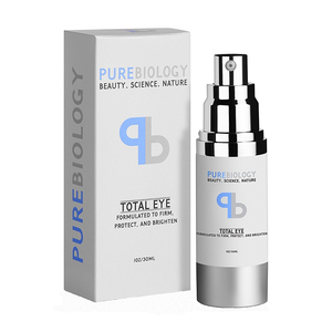 Private Label Dark Circles Puffiness Wrinkles and Bags Effective Anti-Aging Eye Gel for Under and Around Eyes
