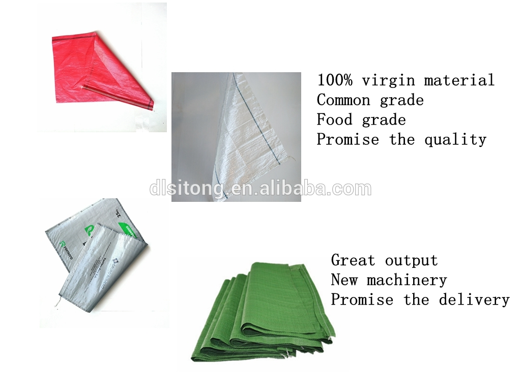 Brazil 25kg 50kg 100kg white polypropylene packaging food feed fertilizer sacos pp vegetable fruit sugar bags price to Malaysia