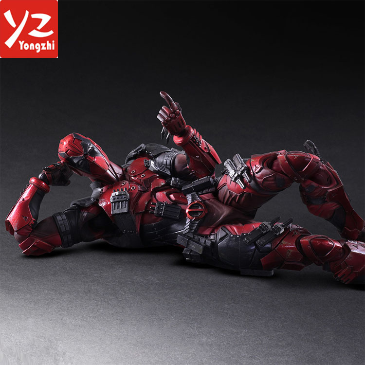 Deadpool Deadpool personagem do filme de PVC action figure Collectible modelos/fabricante figura de ação Deadpool