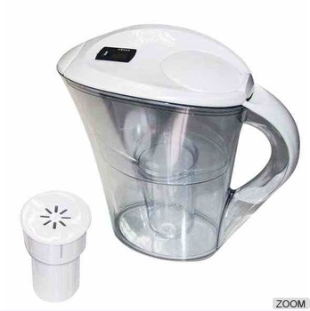 Small Water Pitcher Plastic water pitcher with carbon filter