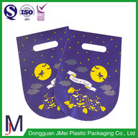 Custom made Your Unique Shape Shopping Plastic Bag For Clothes or Gift
