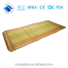 2017 CE Approved tourmaline infrared mat with yoga mate made in china