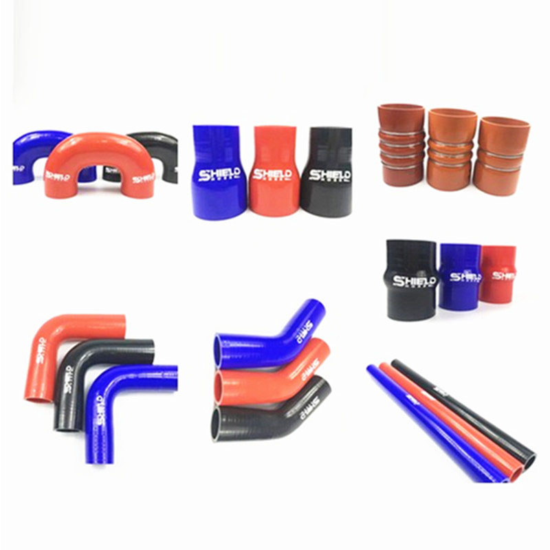 50mm soft rubber slang/gekleurde silicone tubing/dunne muur siliconen tube