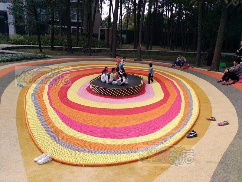Funny Children Playground Equipment Outdoor /Amusement Park