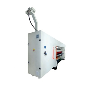 Auto counting system carton box forming machine price