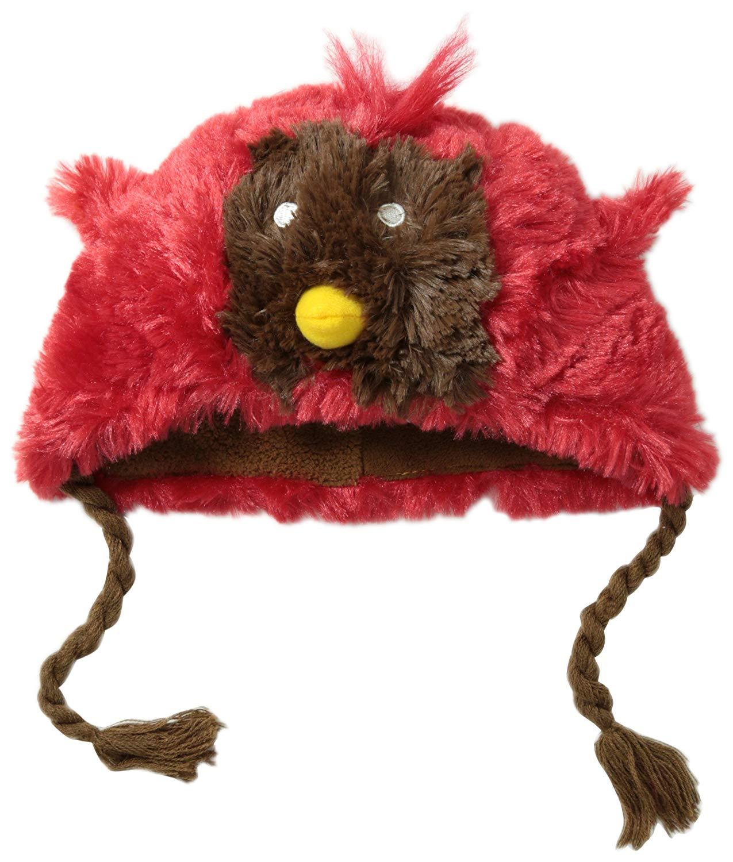 Hatley Little Boys Fuzzy Fleece Hats-Alligator