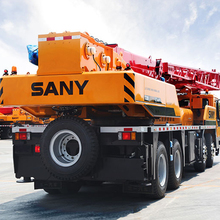 SANY China Fabricante tonelada <span class=keywords><strong>Caminhão</strong></span> <span class=keywords><strong>Guindaste</strong></span> Engenharia & Construction Machinery 75 STC750