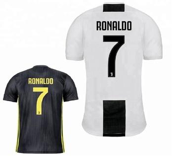 Top thai quality customize cheap 2018 2019 Juventus jersey c7882c567