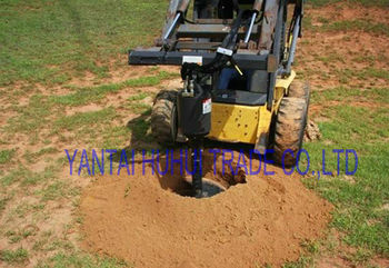 Various types hydraulic auger motor earth drilling machine for Hydraulic auger motor for sale