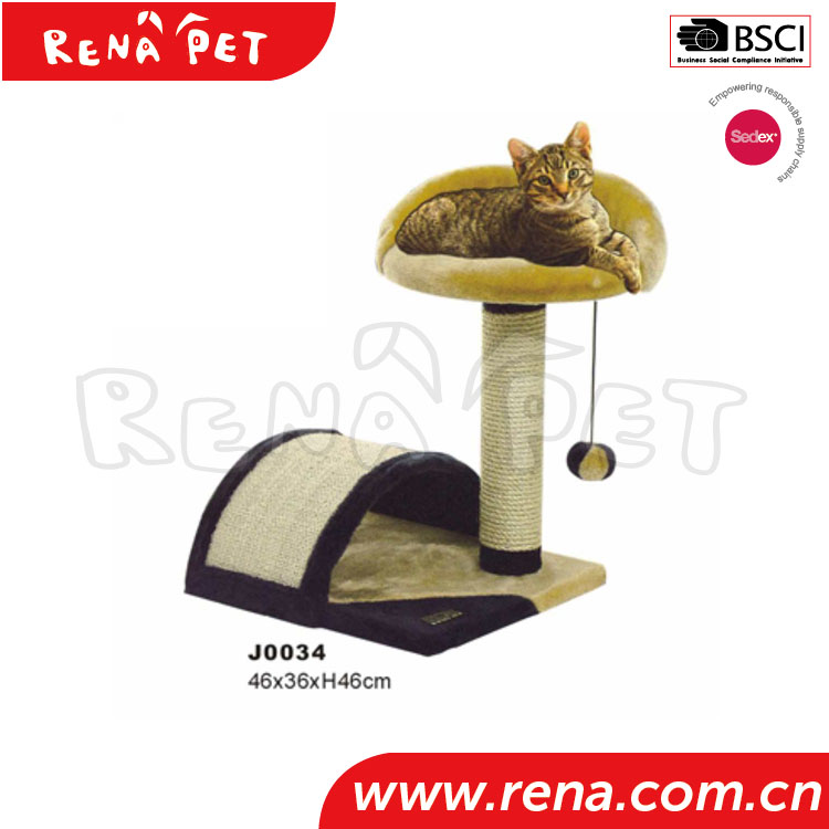 New Style Hot Sale Cute and fashion cheap cat tree