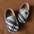 super quality infant shoes slip on moccasins toddler children spring shoe white gray designer classic flat