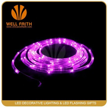 Walmart Supplier Color Changing Pvc Tube Led Rope Light Wholesale ...