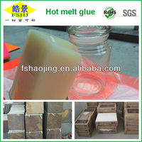 hot melt adhesive for heat resistant tile adhesive