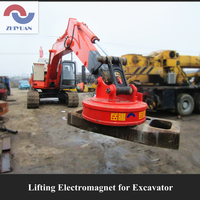 MW5 for Excavator Scrap Lifing Magnet