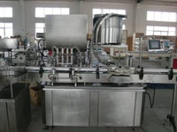 16 years professional supplier automatic jar/bottle filling capping machine for sauce, paste, jam, honey
